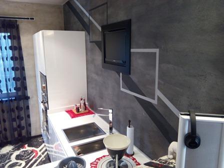 Organizzare fasciatoio quando si ha poco spazio - Rivestimento cucina no piastrelle ...