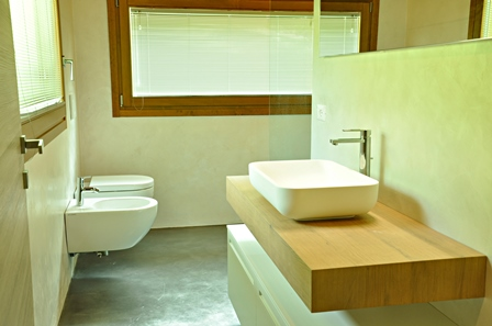 resin floors for bathroom