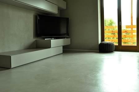 Pavimenti in resina a casa dal produttore qui anche manodopera - Pavimenti in cemento per interni pro e contro ...