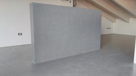 Pavimenti in cemento spatolato dal produttore qui manodopera - Bagno cemento spatolato ...