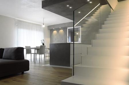 Pavimento in resina per la cucina moderna - Pavimenti cucina moderna ...