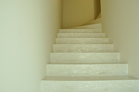 stairs from resins