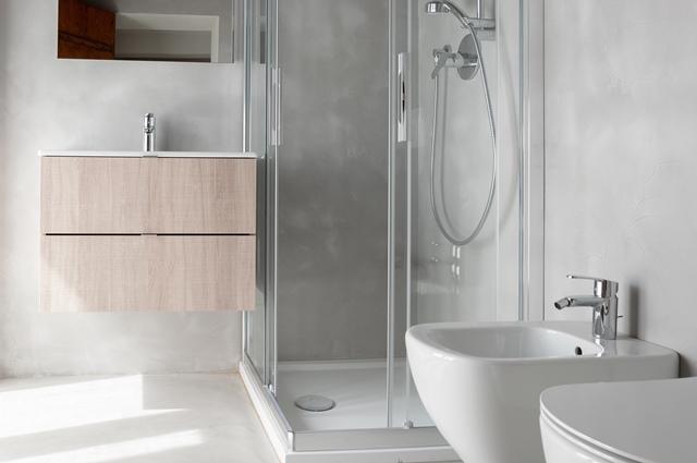 Bagni in resina rivestimenti bagno in resina qui - Rivestimenti bagno in resina prezzi ...