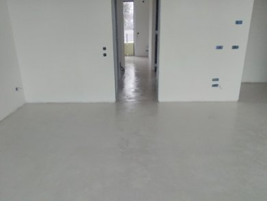 microcement modern flooring