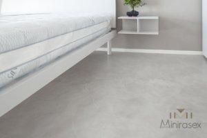 Pavimento in cemento spatolato prezzi a partire da 55 eur per mq - Bagno cemento spatolato ...