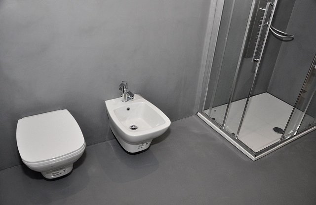 Microcement bathroom №2