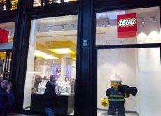 Apertura Lego City a Milano